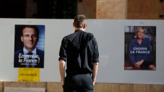 Ο δεύτερος γύρος των γαλλικών εκλογών: Μακρόν VS Λεπέν