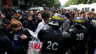 Συμπλοκές στη Γαλλία μετά τον θάνατο εφήβου-Προσπάθησε να διαφύγει από αστυνομικούς