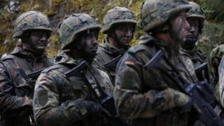 Ανησυχία για τα ναζιστικά σύμβολα στον γερμανικό στρατό