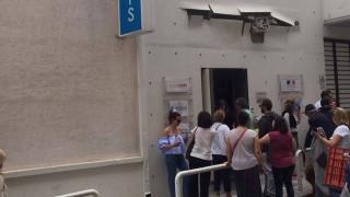 Γαλλικές Εκλογές: Ψηφίζουν οι Γάλλοι της Αθήνας (pics&vid)