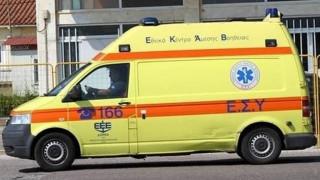 Ναύπλιο: Τροχαίο δυστύχημα με θύμα 39χρονο οδηγό μοτοσυκλέτας