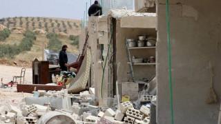 Συρία: Τραυματίες μαχητές του πρώην Μετώπου Νόσρα θα απομακρυνθούν από τον καταυλισμό