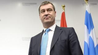 Συνάντηση Τσακαλώτου με το Νο1 Γερμανό υποστηρικτή του Grexit