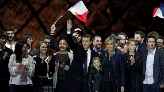 Γαλλικές εκλογές: Πώς υποδέχτηκαν οι ξένοι ηγέτες τη εκλογή του Μακρόν
