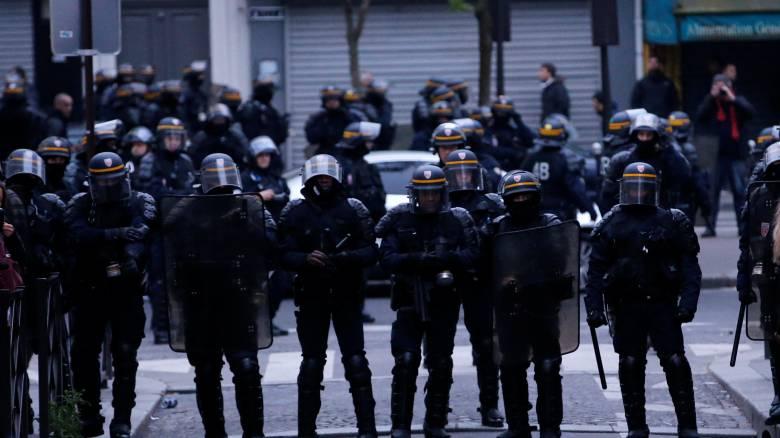Γαλλία: Εννέα συλλήψεις μετά τα επεισόδια στη διαδήλωση στο Παρίσι