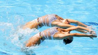 Στην 2η θέση η εθνική στο Ευρωπαϊκό Κύπελλο Συγχρονισμένης Κολύμβησης
