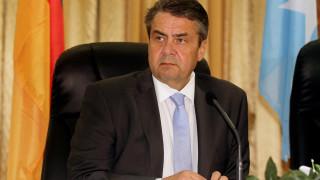 Ζίγκμαρ Γκάμπριελ: O Μ. Σουλτς θα γίνει καγκελάριος γιατί είναι άφθαρτος