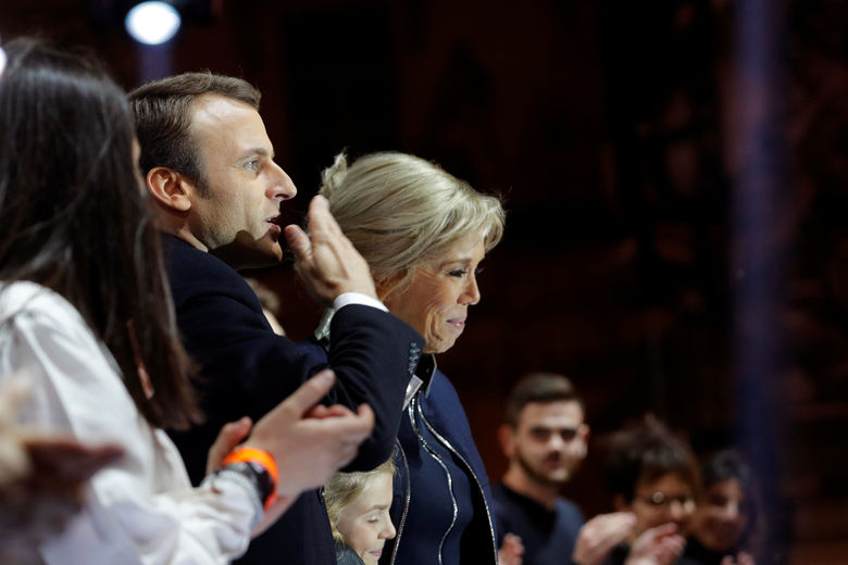 2017 05 07T225959Z 968836833 RC15F5028930 RTRMADP 3 FRANCE ELECTION