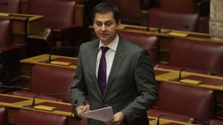 Ερώτηση του Χάρη Θεοχάρη στη Βουλή για τα επεισόδια στον τελικό του κυπέλλου ΠΑΟΚ- ΑΕΚ
