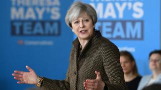 Βρετανία: Η υπόσχεση της Μέι για μείωση της μετανάστευσης και το μήνυμα του ΟΗΕ