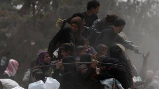 Η Ρωσία ζητά στήριξη από τον ΟΗΕ για τις ζώνες ασφαλείας στη Συρία