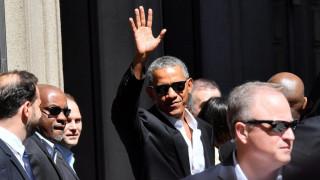 Στο Μιλάνο για δύο μέρες ο Μπαράκ Ομπάμα (pics)
