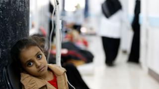 Νέα επιδημία χολέρας «χτυπά» την Υεμένη (pics&vid)