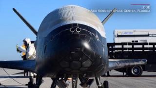 Η προσγείωση-μυστήριο ενός διαστημικού σκάφους