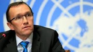 Κυπριακό: «Είμαστε στα πρόθυρα μεγάλης προόδου ή κατάρρευσης», λέει ο Άιντε