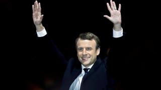 Εμανουέλ Μακρόν: Ποιοι ηγέτες του έδωσαν συγχαρητήρια για τη νίκη