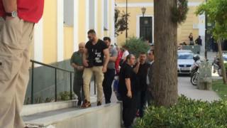 Δάφνη: Στον ανακριτή ο 52χρονος κατηγορούμενος (pics&vid)