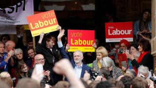 Τζέρεμι Κόρμπιν: Θα κερδίσω τις εκλογές και δεν θα παραιτηθώ αν χάσω