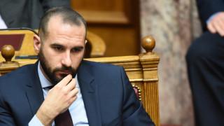 Τζανακόπουλος: Χωρίς δημοσιονομικό κόστος η συμφωνία, βαριά πολιτική ήττα για τη ΝΔ
