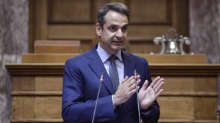 Κ. Μητσοτάκης: Η Ευρώπη αλλάζει αλλά η Ελλάδα μένει καθηλωμένη