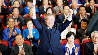 Νότια Κορέα: Τα exit polls δείχνουν τον επόμενο πρόεδρο