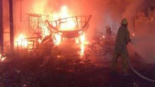 Μεξικό: 14 νεκροί και 22 τραυματίες από έκρηξη σε αποθήκη πυροτεχνημάτων (pics)