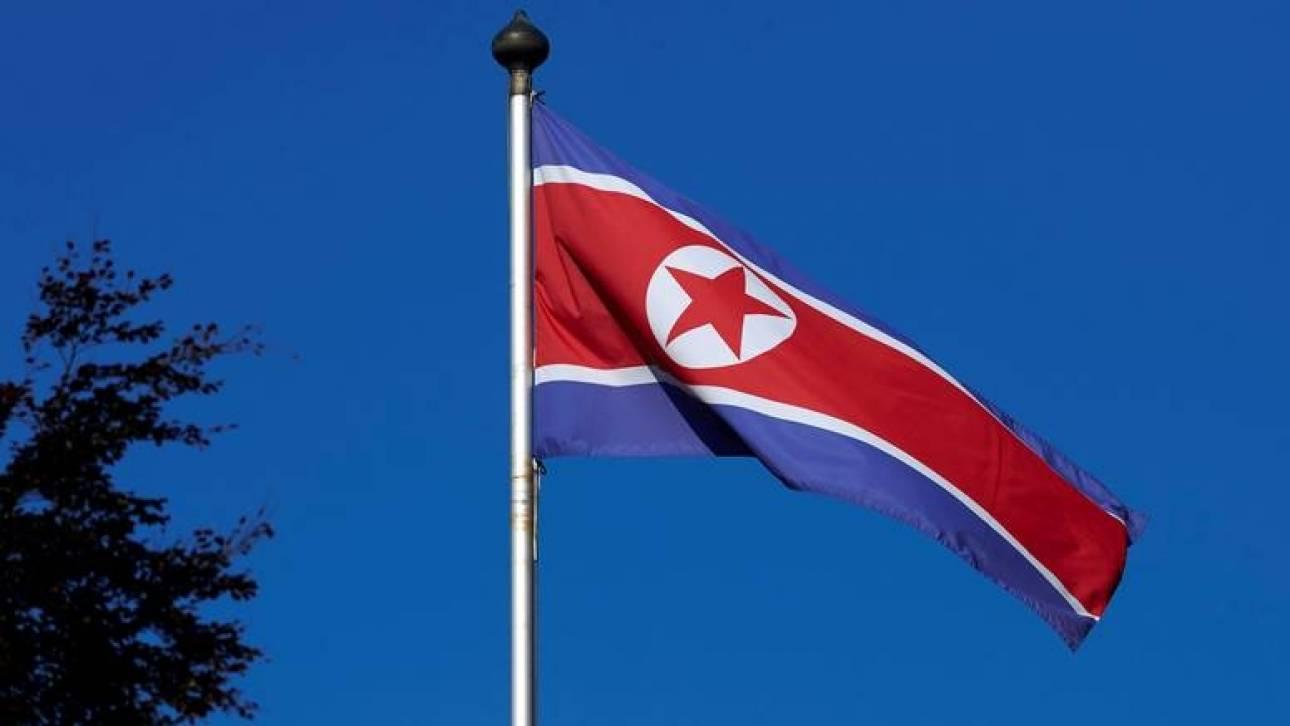 H Βόρεια Κορέα συνεχάρη τον Εμανουέλ Μακρόν