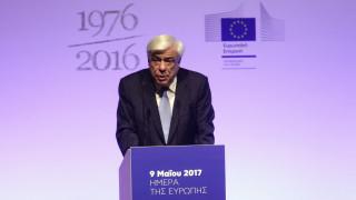 Το μήνυμα Παυλόπουλου για την Ημέρα της Ευρώπης