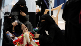 Υεμένη: Αυξάνεται ο αριθμός των νεκρών από την επιδημία χολέρας (pics)