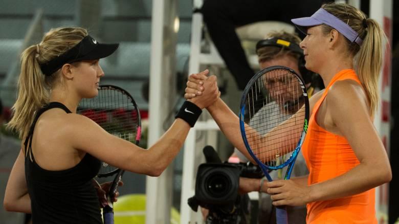 Τέννις: Σκληρό μάθημα για τη Μαρία Σαράποβα στο Open της Μαδρίτης (vid)