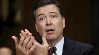 Ο Ντ. Τραμπ απέλυσε τον επικεφαλής του FBI