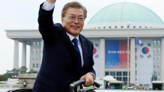 Ο Μουν Τζέι-ιν είναι ο νέος πρόεδρος της Νότιας Κορέας