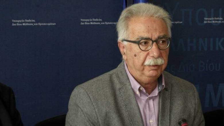 Γαβρόγλου: H Παιδεία αποτελεί κυβερνητική προτεραιότητα - Τι είπε για την εισαγωγή στα ΑΕΙ