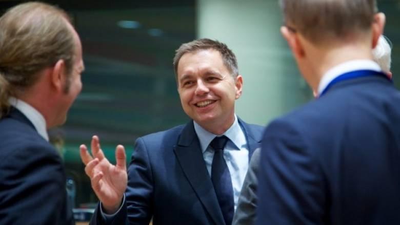 Σλοβάκος ΥΠΟΙΚ: Το ΔΝΤ φαίνεται ότι θα συμμετάσχει χρηματοδοτικά στο ελληνικό πρόγραμμα