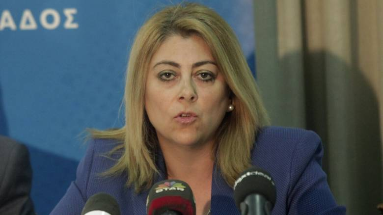 Παραπομπή σε δίκη για κακουργηματική κατηγορία ζητά η Εισαγγελέας για την Κ. Σαββαΐδου