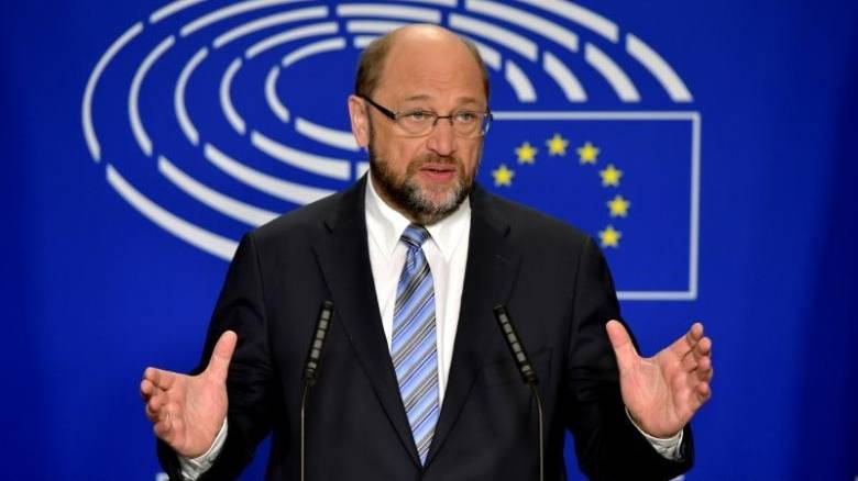 Μάρτιν Σουλτς: Υπέρ του κοινού προϋπολογισμού της ευρωζώνης