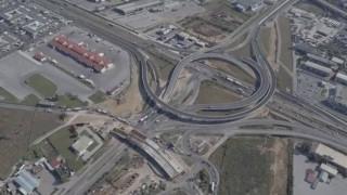 Θεσσαλονίκη: Ολοκληρώνεται η κατασκευή του κόμβου «Κ16»