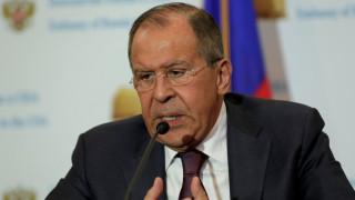 Αποθεώνει ο Λαβρόφ την κυβέρνηση Τραμπ: «Άνθρωποι των έργων»