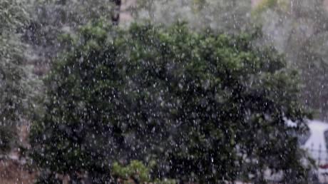 Καταστράφηκαν ολοσχερώς 30.000 στρεμμάτων καλλιεργειών από χαλαζόπτωση