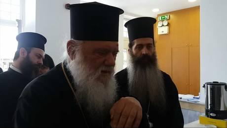 Αρχιεπίσκοπος Ιερώνυμος στο CNN Greece: Πρωτοβουλία της Εκκλησίας κατά των ναρκωτικών