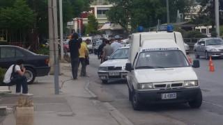 Τροχαίο δυστύχημα στη Λ. Κηφισίας - Αυτοκίνητο παρέσυρε και σκότωσε πεζό (pic&vid)