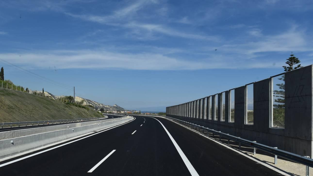 Κυκλοφοριακές ρυθμίσεις στον αυτοκινητόδρομο Κορίνθου -Τρίπολης – Καλαμάτας