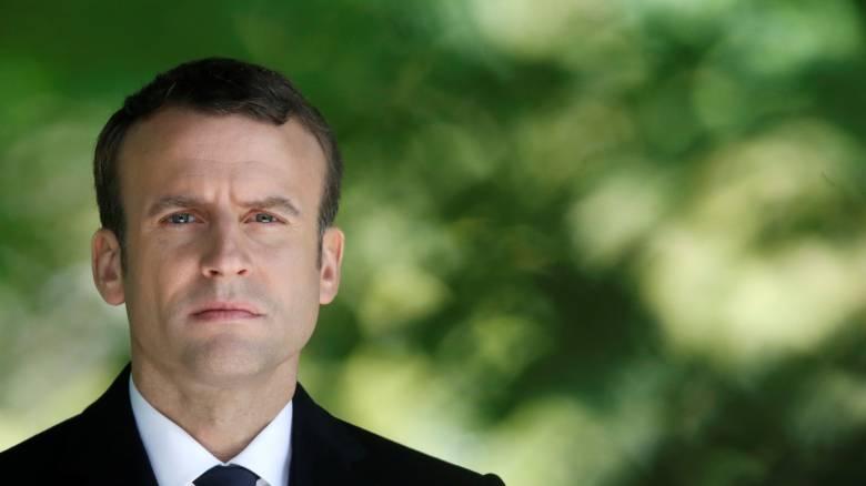 Γαλλία: Πρώτο το κόμμα του Μακρόν σε νέα δημοσκόπηση