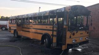 Ηρωίδα οδηγός σχολικού έσωσε 56 μαθητές από φωτιά (vid)