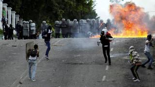 Βενεζουέλα: Στήριξη από χώρες της Λατινικής Αμερικής αναζητεί η αντιπολίτευση