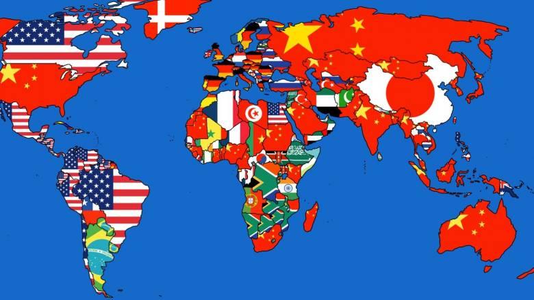 Χάρτης: Οι μεγαλύτεροι εξαγωγείς στον κόσμο -  Τι συμβαίνει στην Ελλάδα;