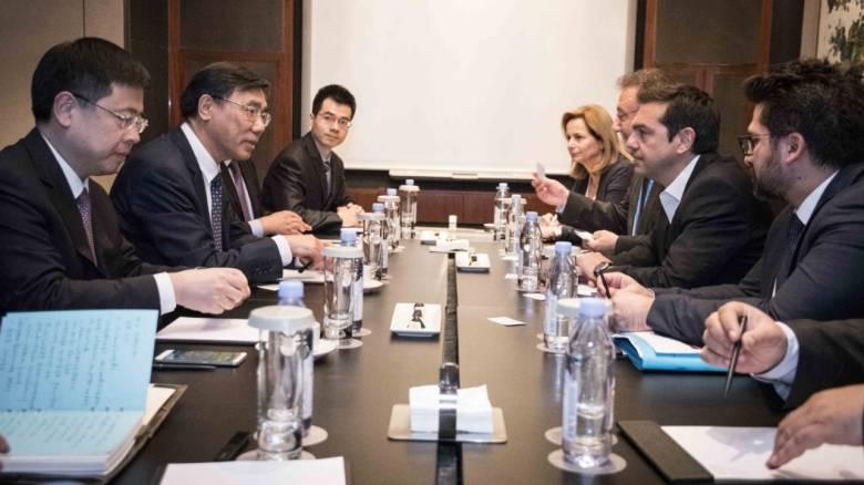 Τσίπρας στο Πεκίνο: Ελλάδα και Κίνα μοιράζονται κοινό όραμα για το μέλλον