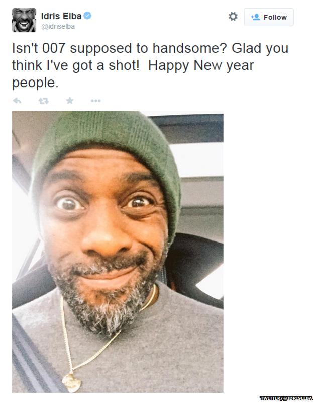 Elba Idris Elba HOB