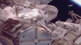 Η NASA συμπλήρωσε 200 διαστημικούς περιπάτους