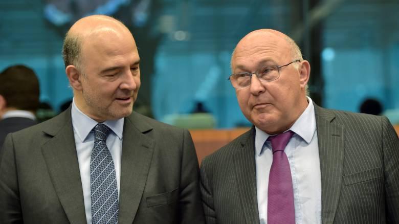 G7: Αισιόδοξοι Σαπέν - Μοσκοβισί για λύση στο ελληνικό ζήτημα